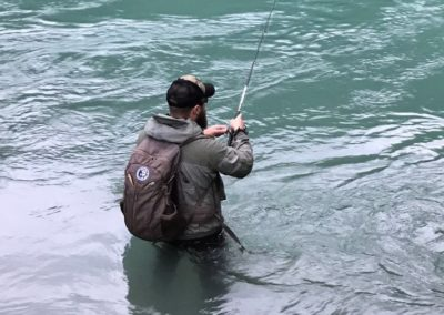 Aare, Highland Fishing