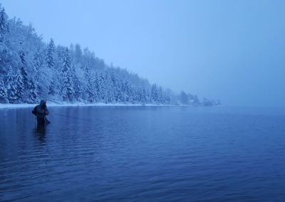 Lac de Joux, Highland Fishing
