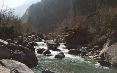 Renaturierung von Schweizern Flüssen und Bächen