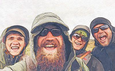 Jahresrückblick 2017, Highland Fishing