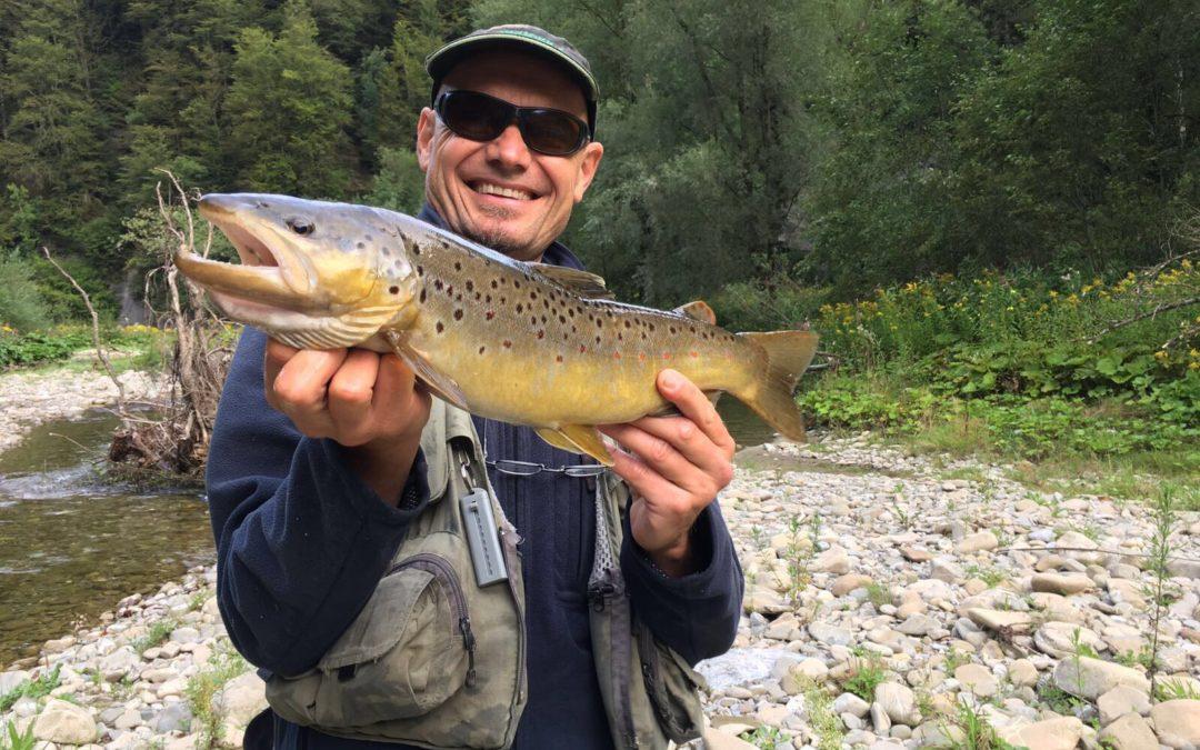 Wir Fischer vom Berner Oberland (SERIE 6/12) – Jüre Knörr, Cortébert