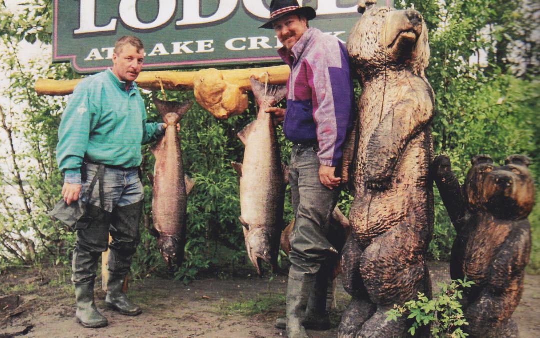 Wir Fischer vom Berner Oberland (SERIE 9/12) – Peter Zahnd, Gwatt