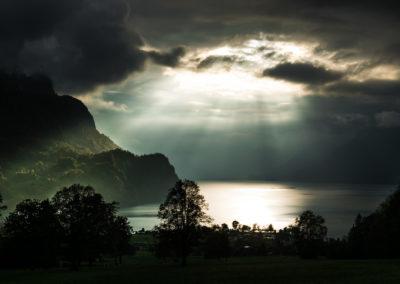 Brienzersee , Berner Oberland, Foto: HESS PHOTOGRAPHY