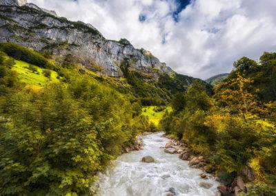 Weisse Lütschine, Berner Oberland, Foto: HESS PHOTOGRAPHY