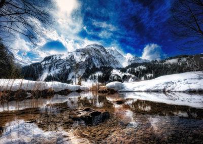 Seebach, Lauenensee, Berner Oberland, Foto: HESS PHOTOGRAPHY