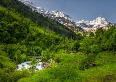 Lütschine, Berner Oberland, Foto: HESS PHOTOGRAPHY