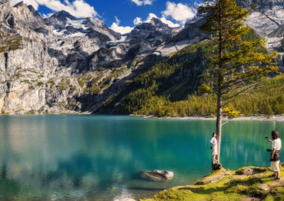 Oeschinensee, Berner Oberland, Foto: HESS PHOTOGRAPHY