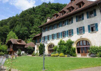 Schloss Ralligen